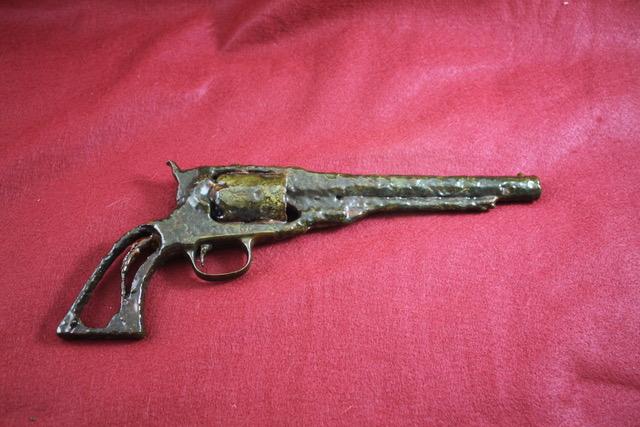 Cayenne Civil War Relics